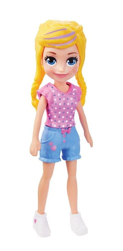 Кукла Mattel Polly Pocket - Go Tiny, асортимент - 7