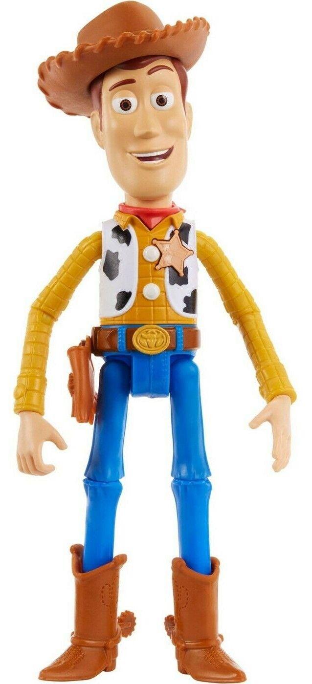 Детска говореща играчка Mattel Toy Story 4 - Шериф Уди - 1
