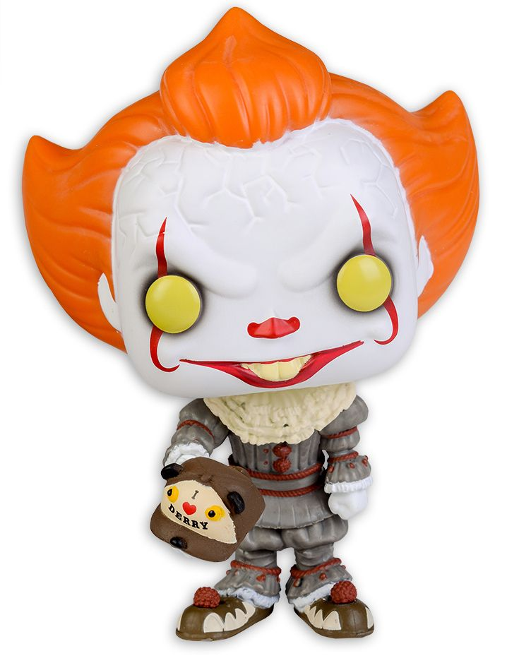 Фигура Funko Pop! Movies: IT: Chapter 2 - Pennywise with Beaver Hat Special, #779 - 1