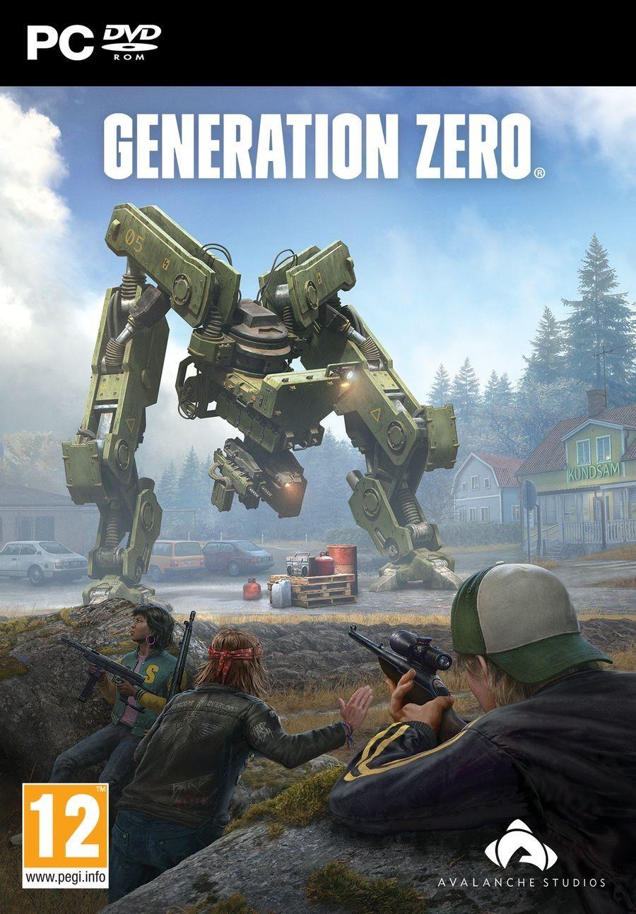 Generation Zero (PC) - 1