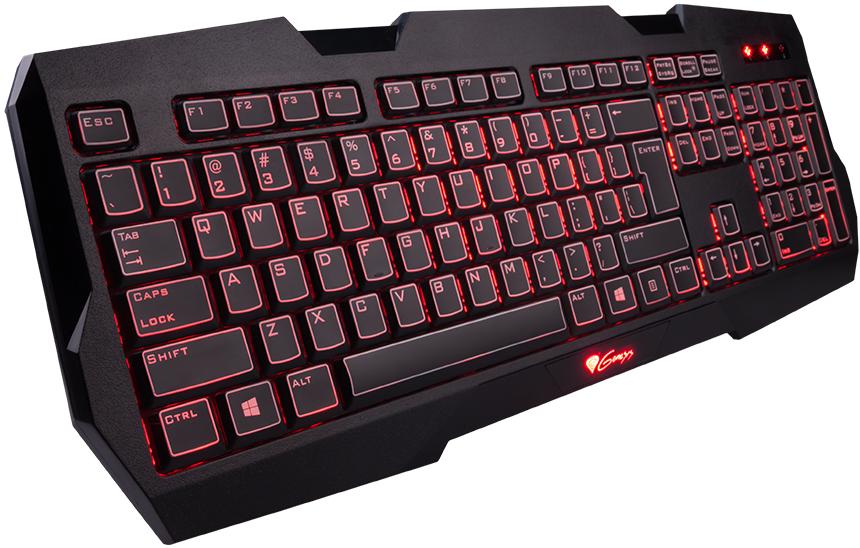 Гейминг клавиатура Genesis RX22 Backlight US Layout - 1