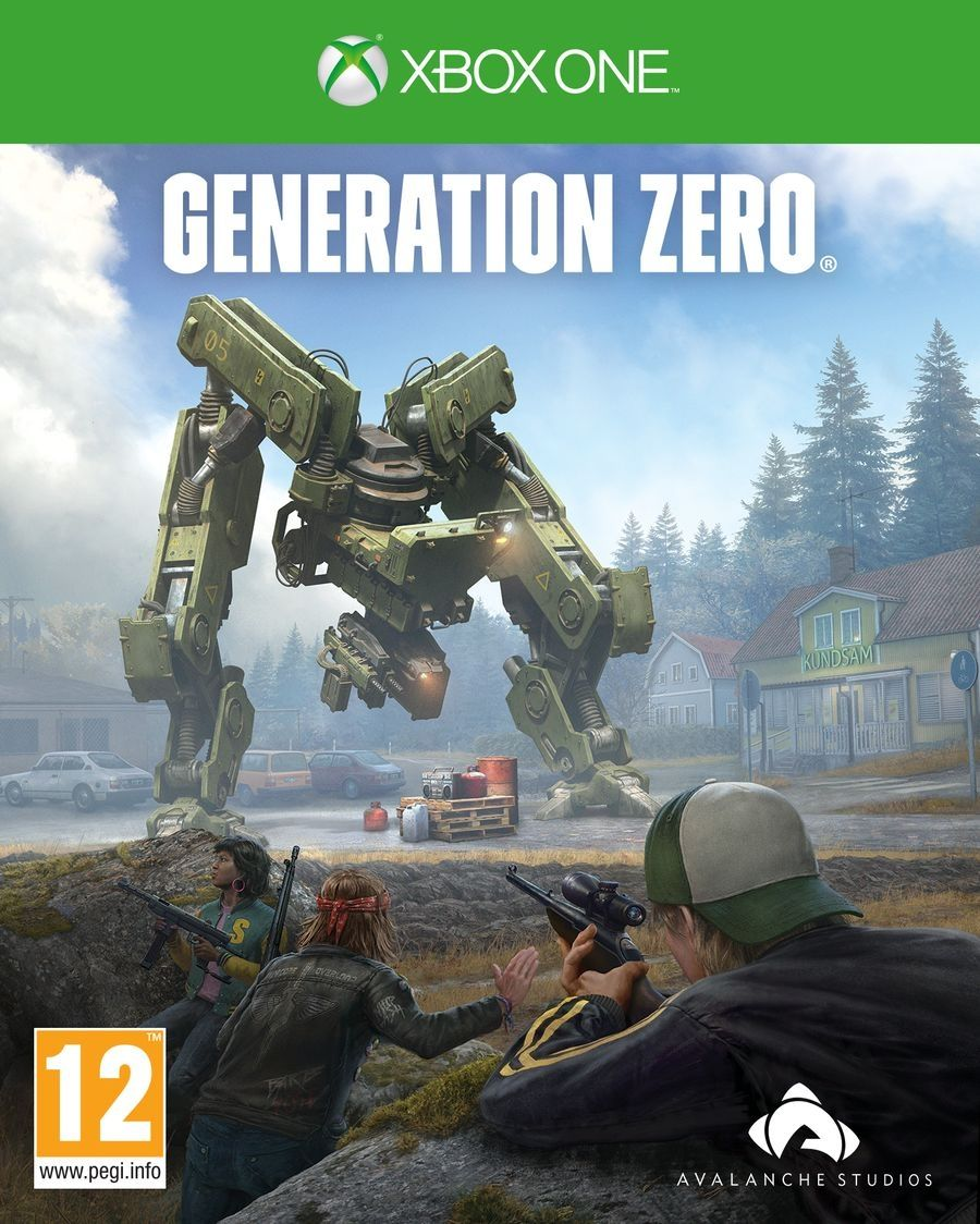 Generation Zero (Xbox One) - 1