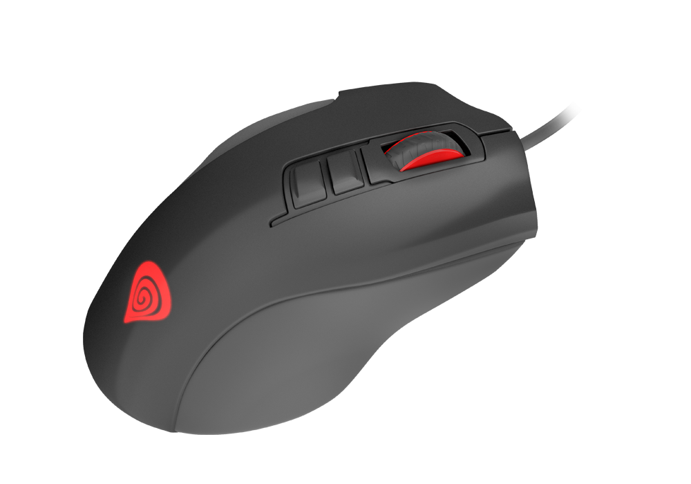 Гейминг мишка Genesis XENON 400 - оптична - 2