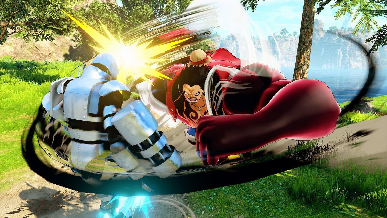 One Piece World Seeker (Xbox One) - 10