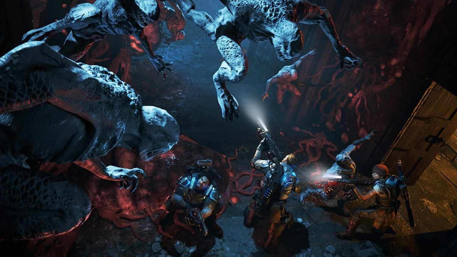 Gears of War 4 (Xbox One) - 8