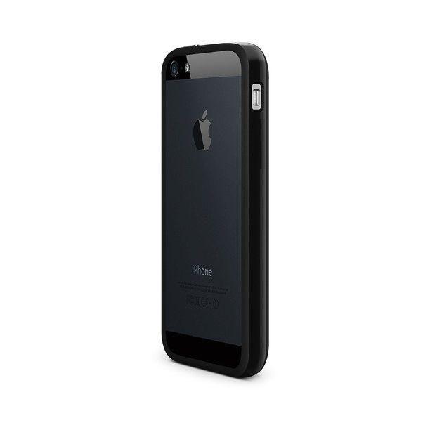 GEAR4 Case New Band за iPhone 5 -  черен - 1