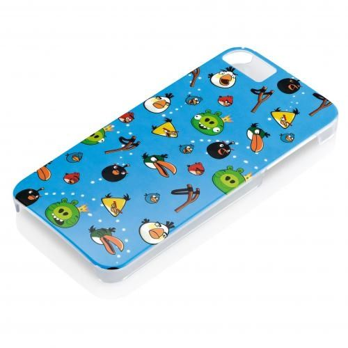 Gear4 Angry Birds Classic Golden Ensamble за iPhone 5 - 2