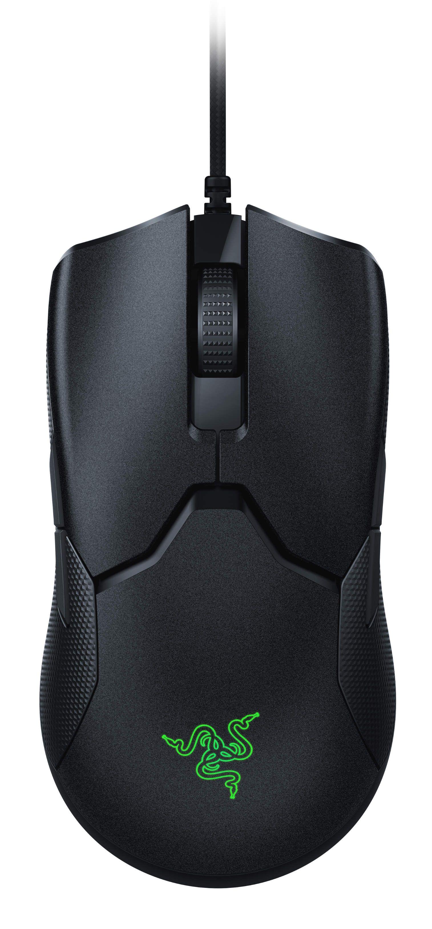 Гейминг мишка Razer - Viper, оптична, черна - 1