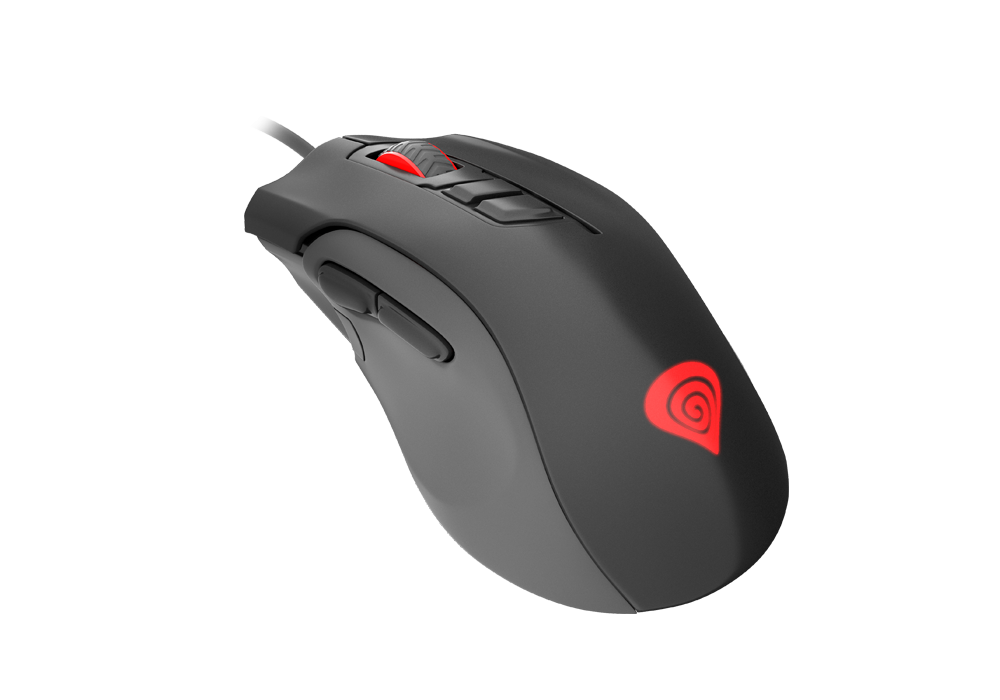 Гейминг мишка Genesis XENON 400 - оптична - 4