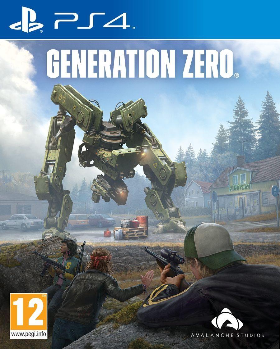 Generation Zero (PS4) - 1