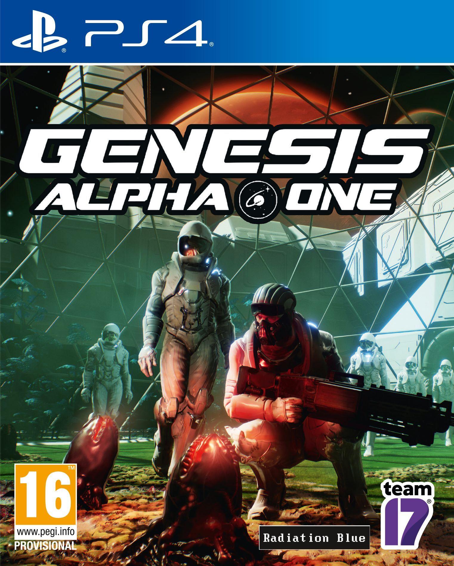 Genesis Alpha One (PS4) - 1