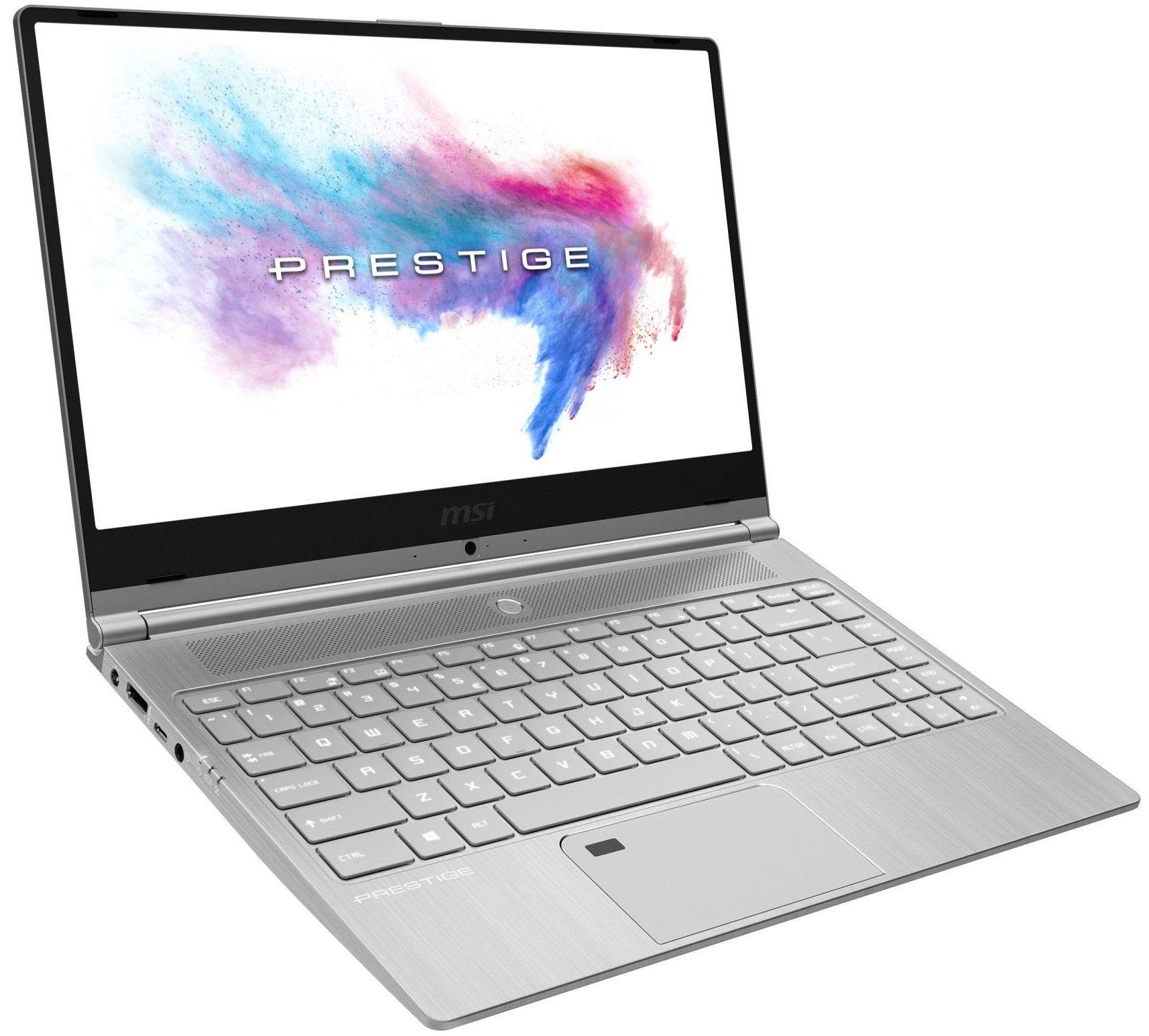 "Гейминг лаптоп MSI PS42 Modern 8RC - 14"", IPS-Level, Anti-Glare - сив - 3"