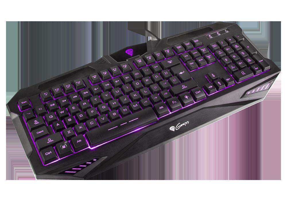 Гейминг клавиатура Genesis RX39 - 5