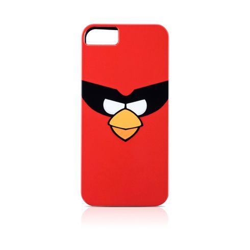 Gear4 Red Angry Birds Space за iPhone 5 - 1