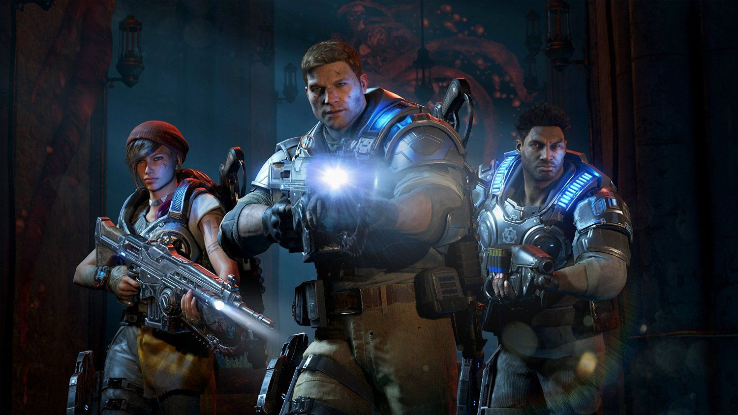 Gears of War 4 (Xbox One) - 11