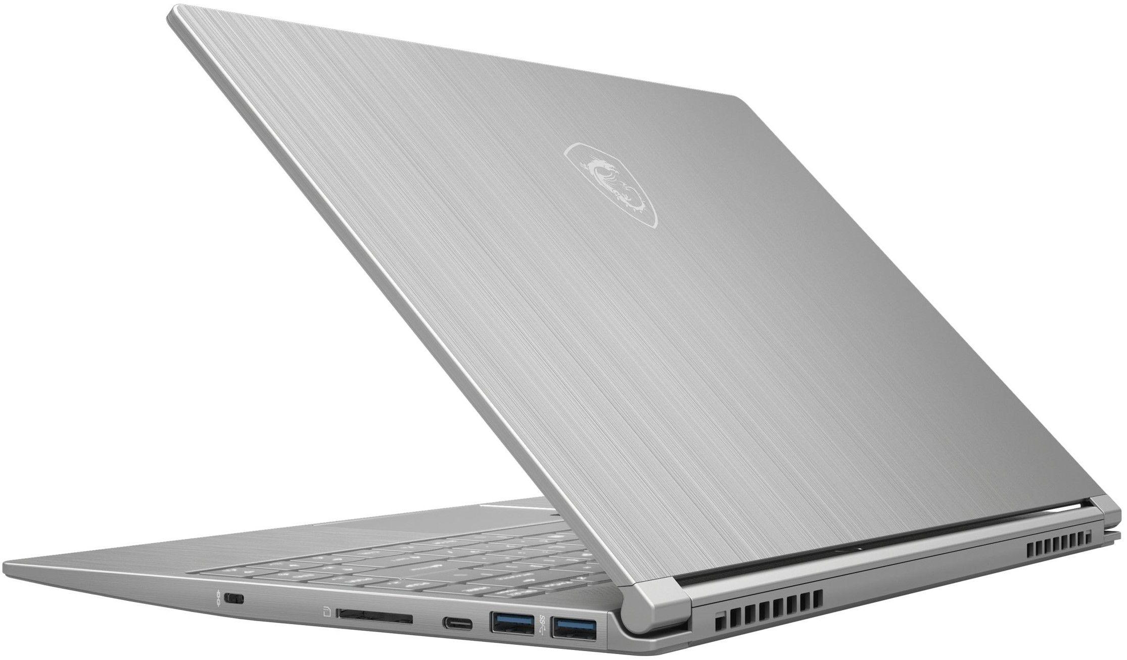 "Гейминг лаптоп MSI PS42 Modern 8RC - 14"", IPS-Level, Anti-Glare - сив - 2"