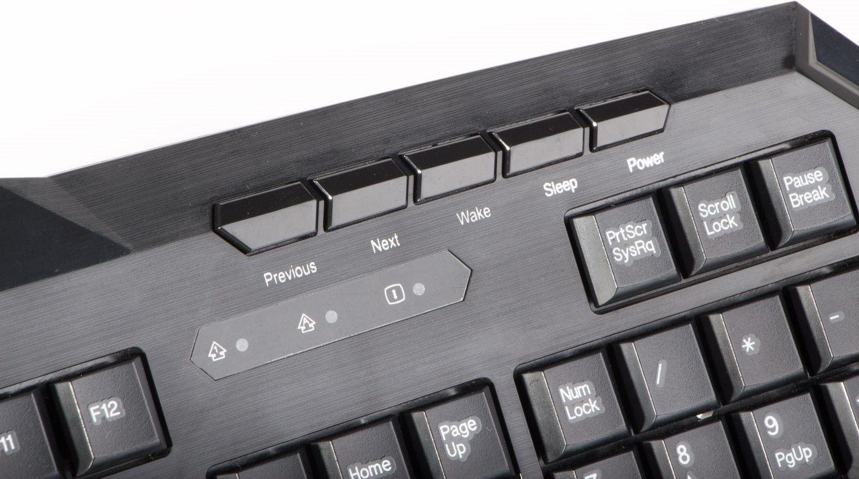 Гейминг комплект клавиатура и мишка Genesis - CX33 - 5