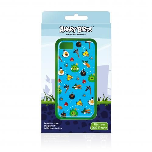 Gear4 Angry Birds Classic Golden Ensamble за iPhone 5 - 3
