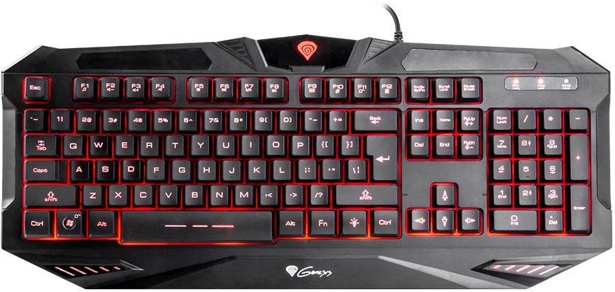 Гейминг клавиатура Genesis RX39 - 1