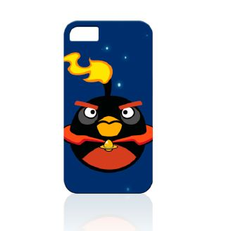 Gear4 Angry Birds Space Fire Bomb за iPhone 5 - 1