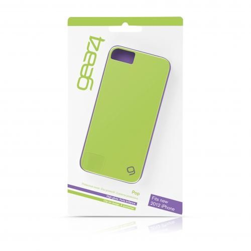 Gear4 Pop за iPhone 5 -  зелен - 2