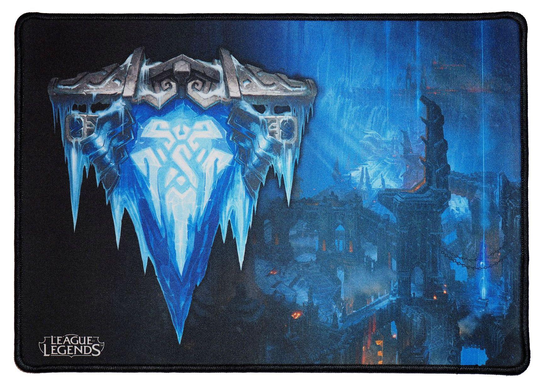 Гейминг подложка Riot Games - League of Legend Freljord - 1