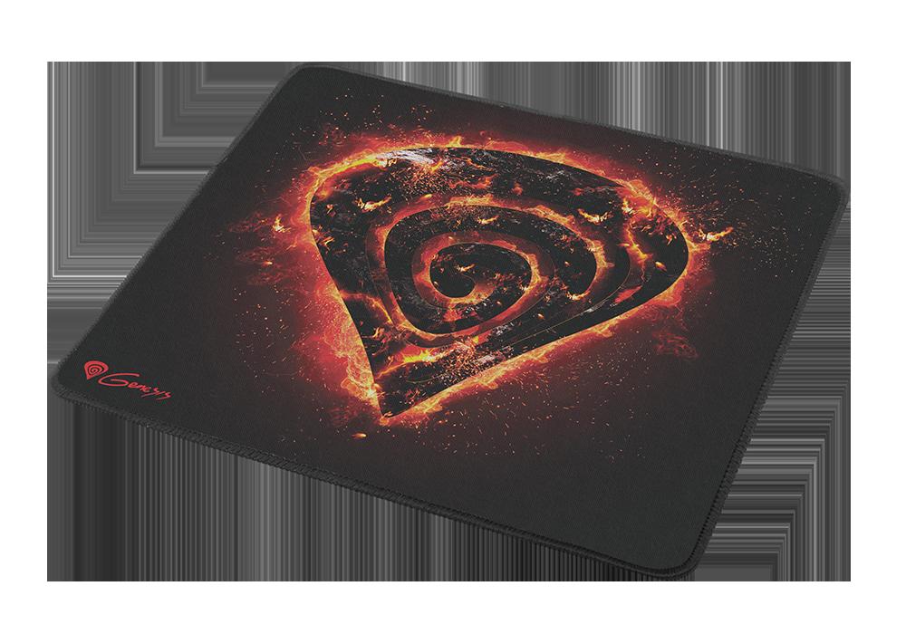Гейминг подложка за мишка Genesis M12 - FIRE - мека - 2