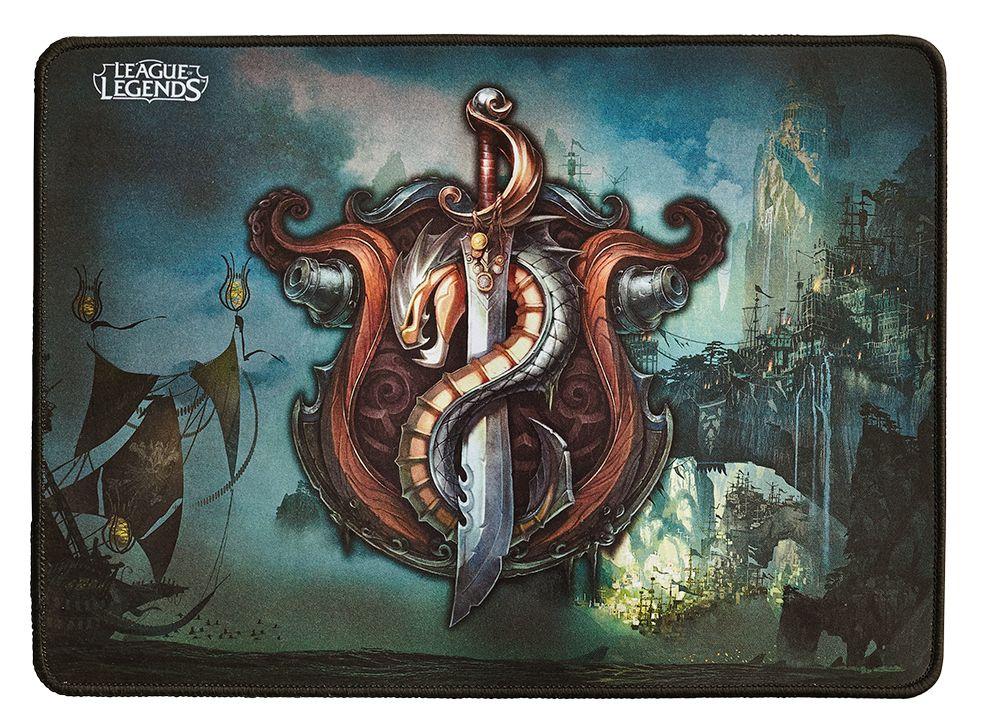 Гейминг подложка Riot Games - League of Legend Bilgewater - 1