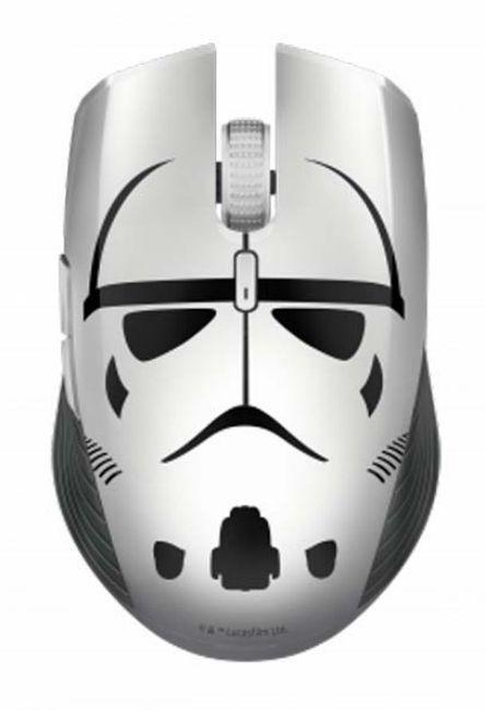 Гейминг мишка Razer Atheris Wireless  - Stormtrooper edition - 1