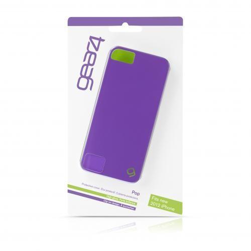 Gear4 Pop за iPhone 5 -  лилав - 3