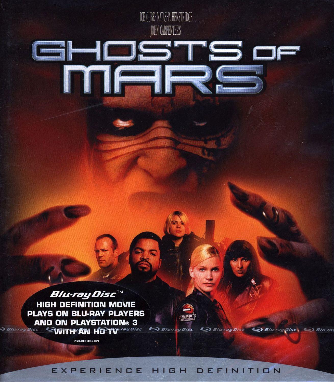 Призраци от Марс (Blu-Ray) - 1