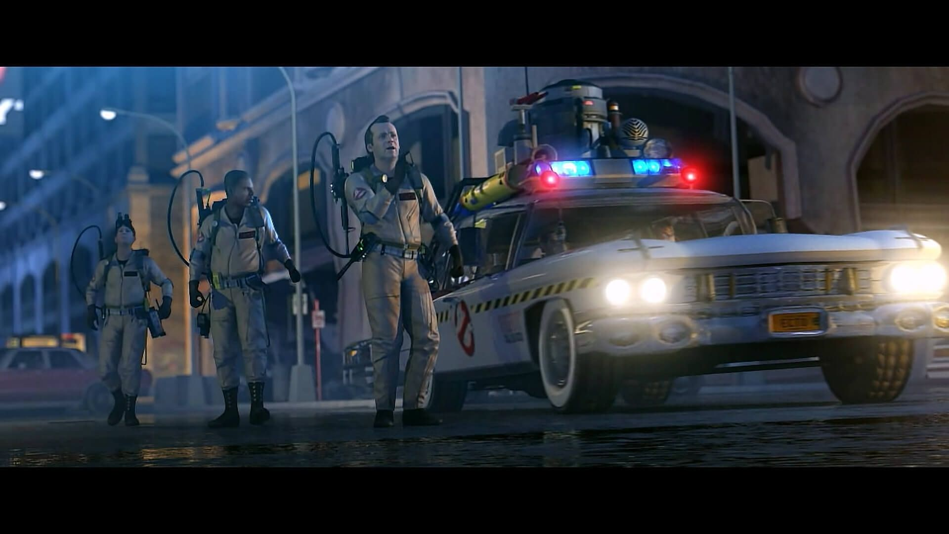 Ghostbusters: The Video Game Remastered (PS4) - 4