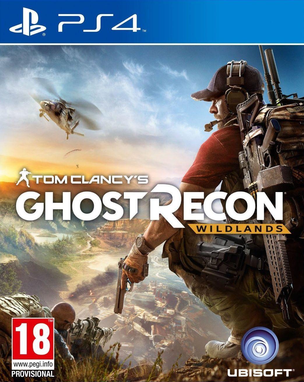 Ghost Recon: Wildlands (PS4) - 1