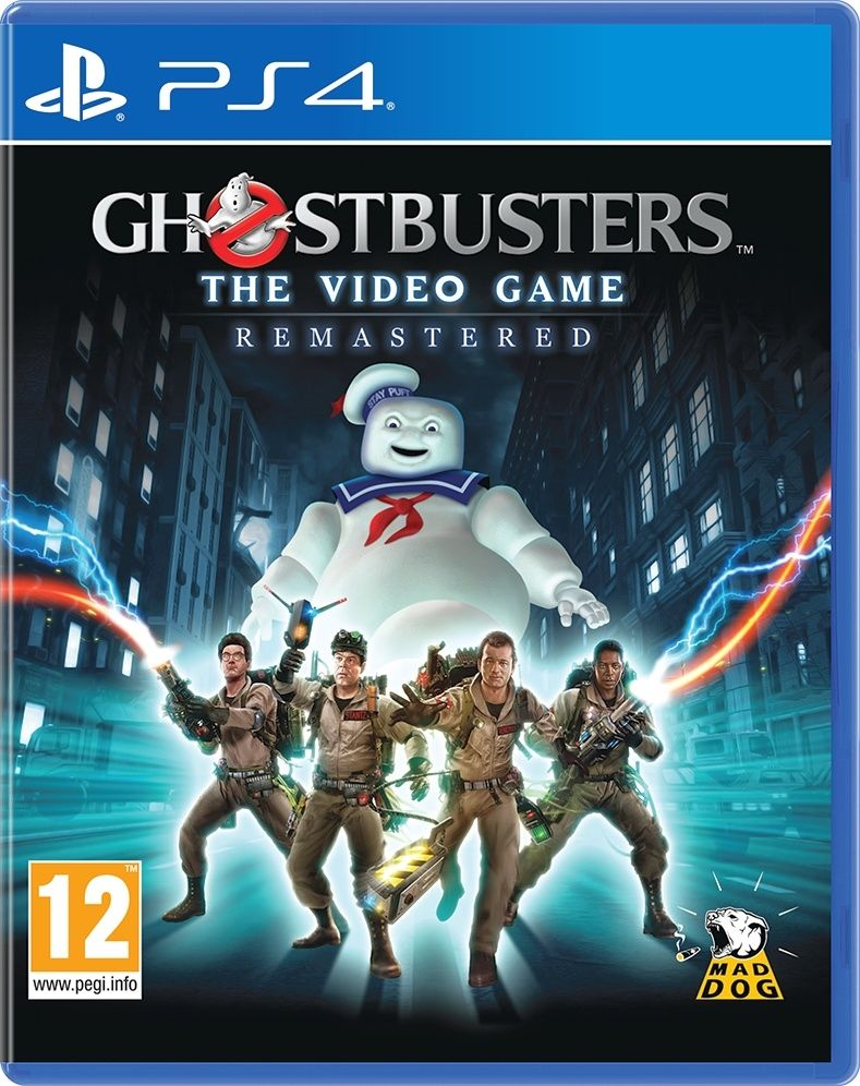 Ghostbusters: The Video Game Remastered (PS4) - 1