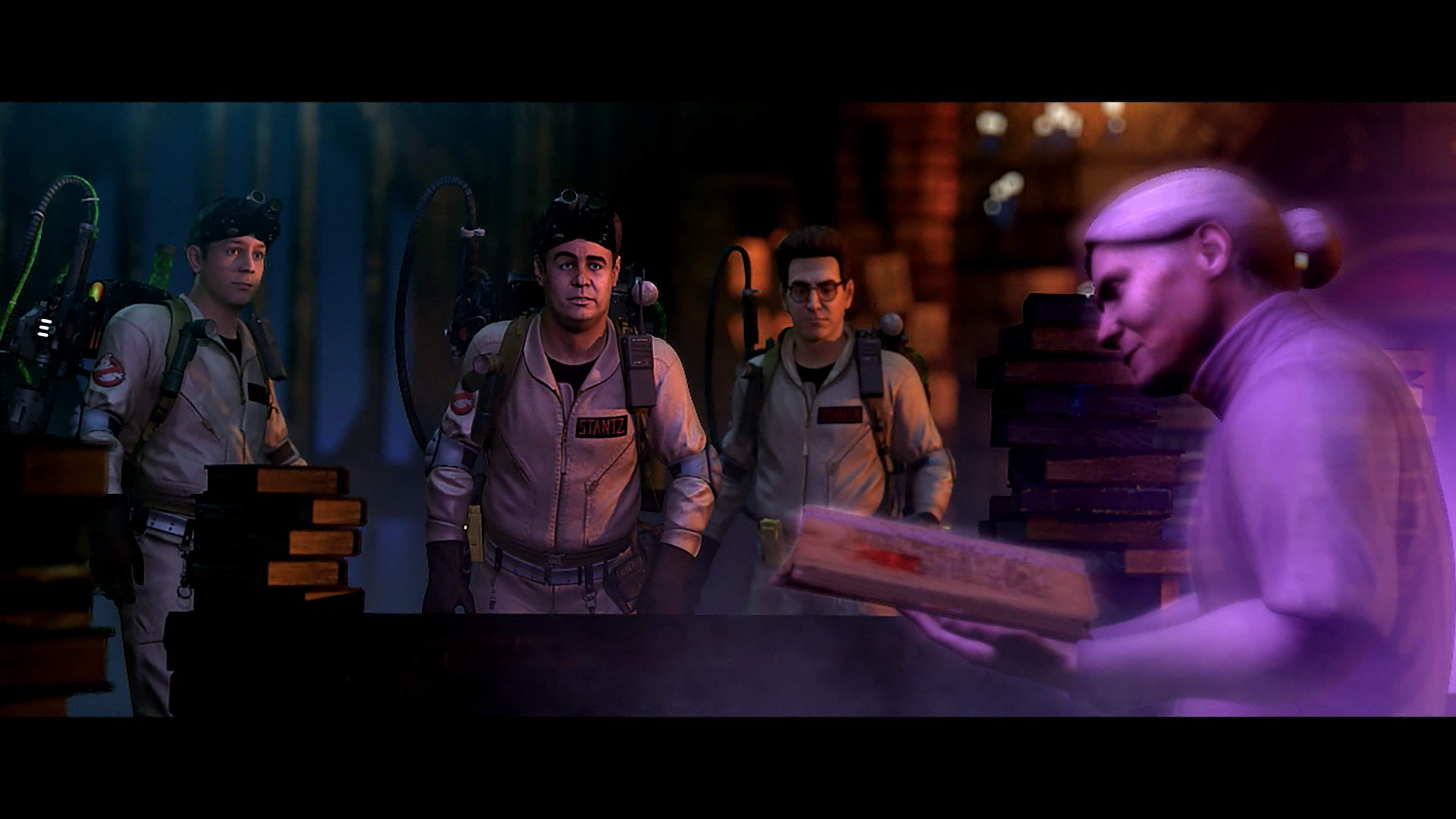 Ghostbusters: The Video Game Remastered (PS4) - 2