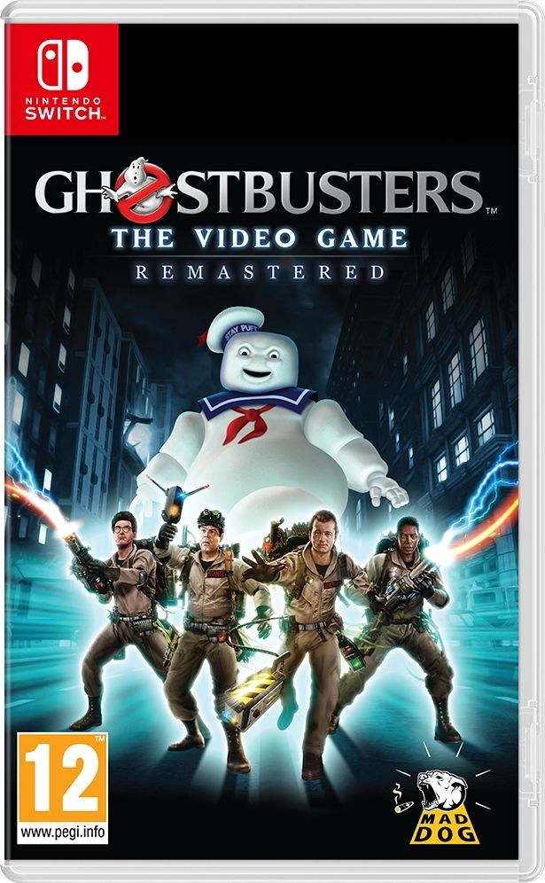 Ghostbusters: The Video Game Remastered (Nintendo Switch) - 1