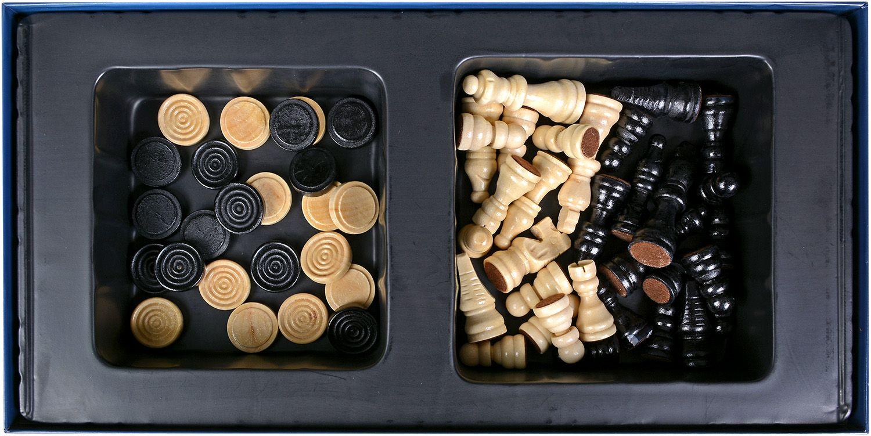 Комплект шах и шашки Gibsons - 2