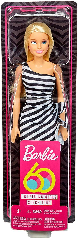 Кукла Mattel Barbie - 60 години Barbie! - 1