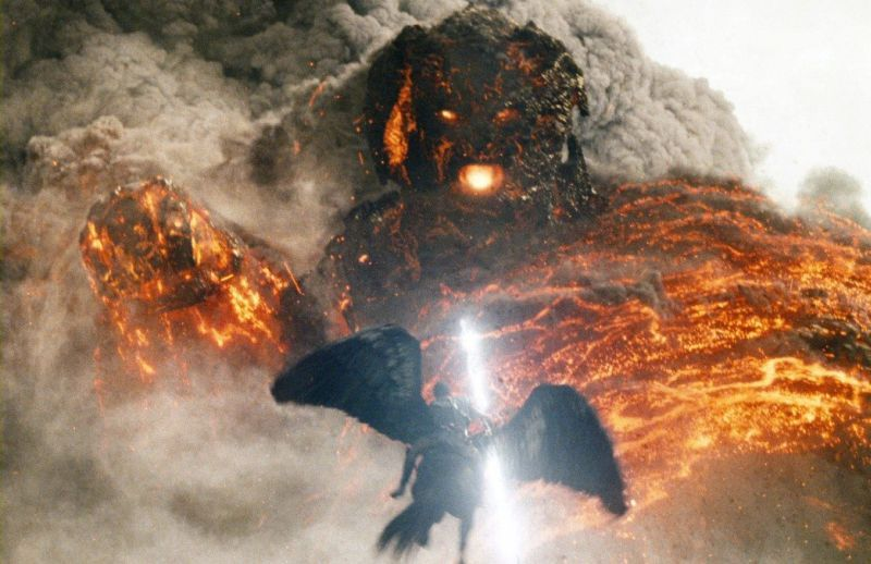 Гневът на титаните (Blu-Ray) - 5
