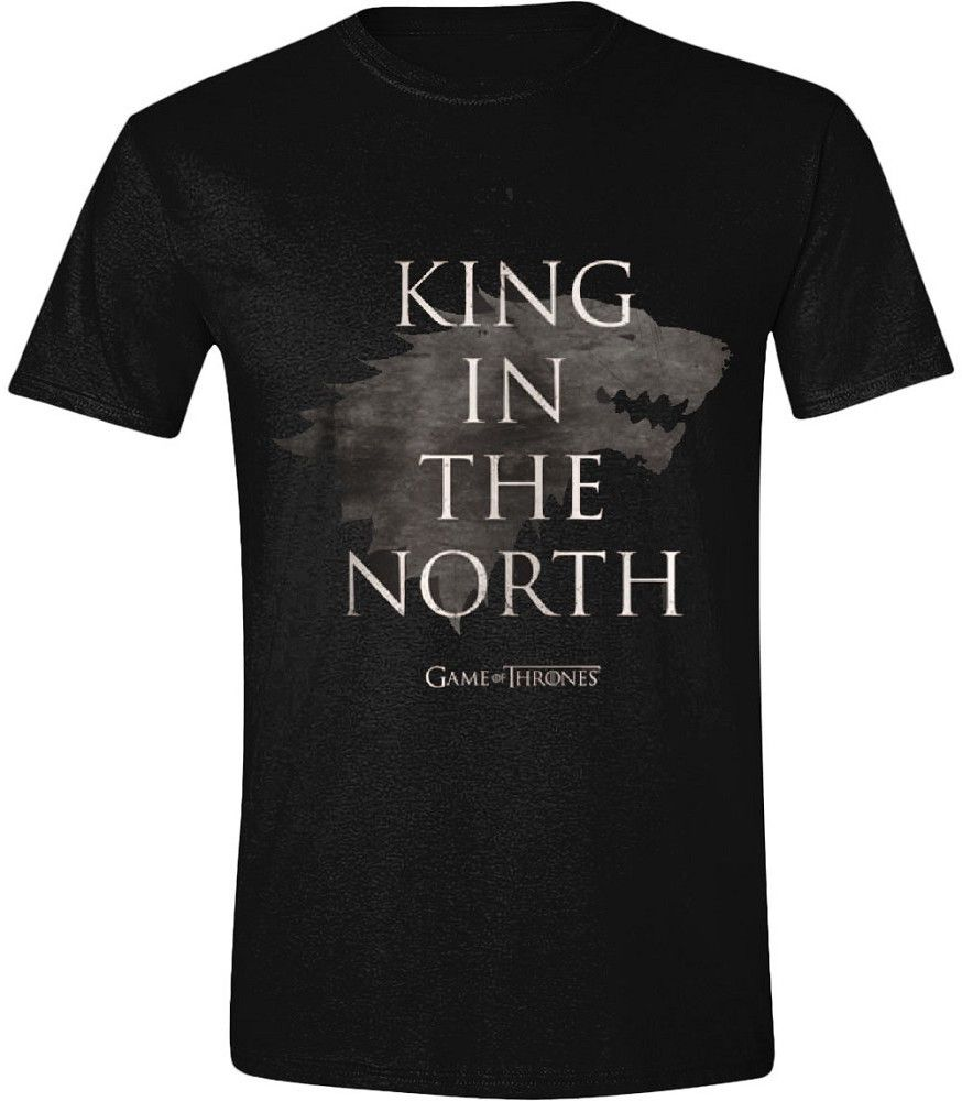Тениска Timecity Game of Thrones - King In The North - 1