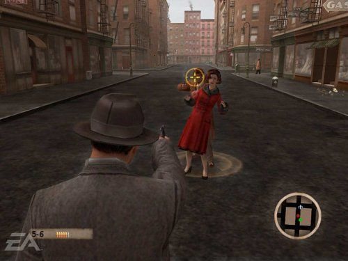 Godfather - The Game (Xbox 360) - 4