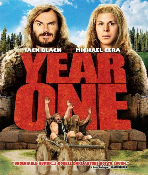 Година първа: Запознай се с предците си (Blu-Ray) - 1