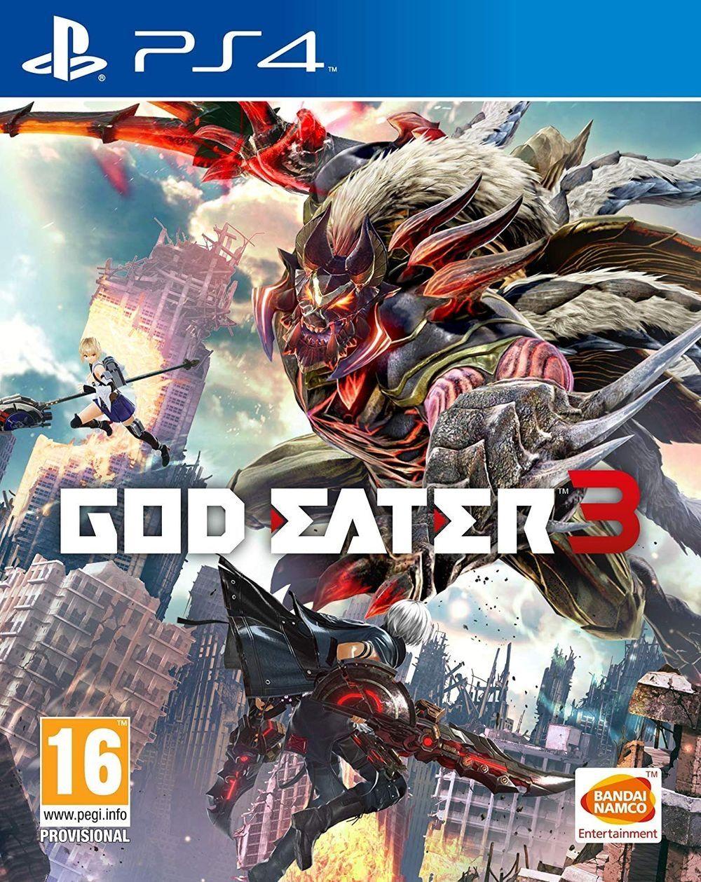 God Eater 3 (PS4) - 1