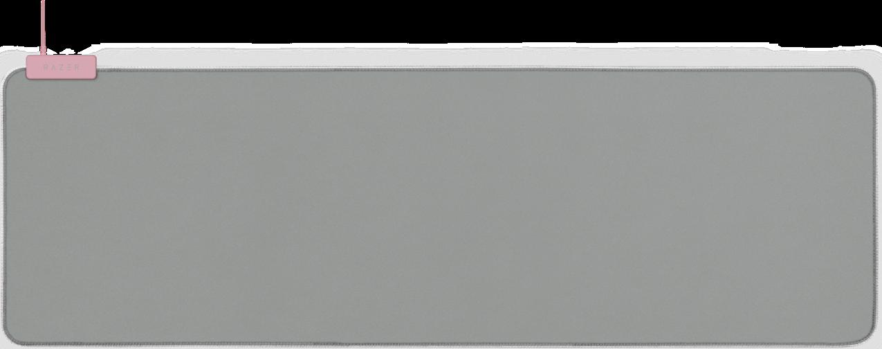 Подложка за мишка Razer Goliathus Extended Chroma - Quartz, сива - 1