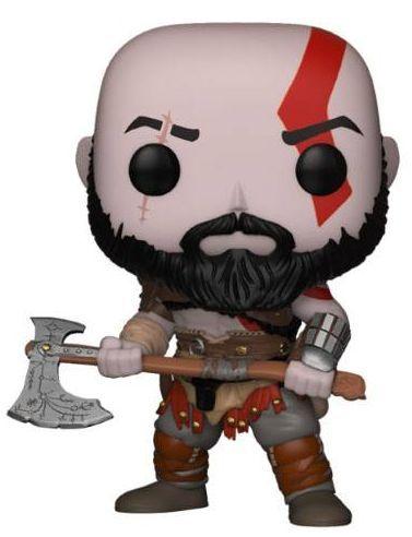 Фигура Funko Pop! Games: God of War - Kratos, #269 - 1