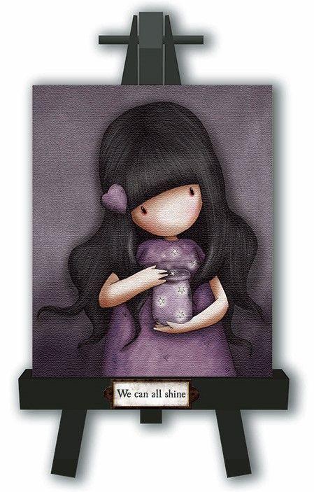 Картина с триножник We Can All Shine - 1