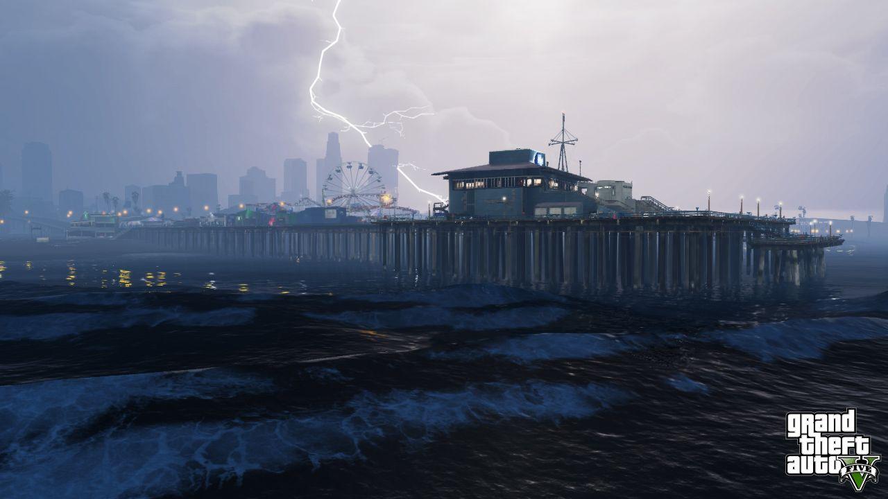 Grand Theft Auto V (PS3) - 11