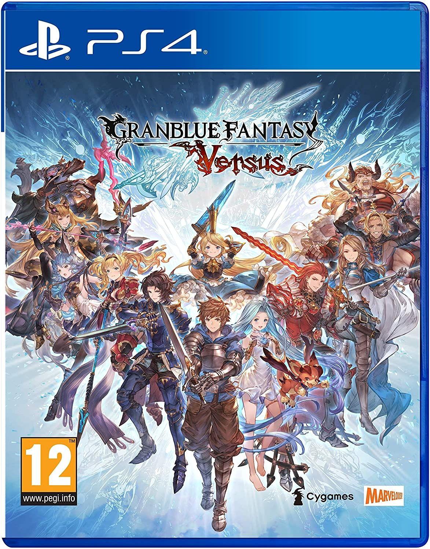 Granblue Fantasy Versus  (PS4) - 1
