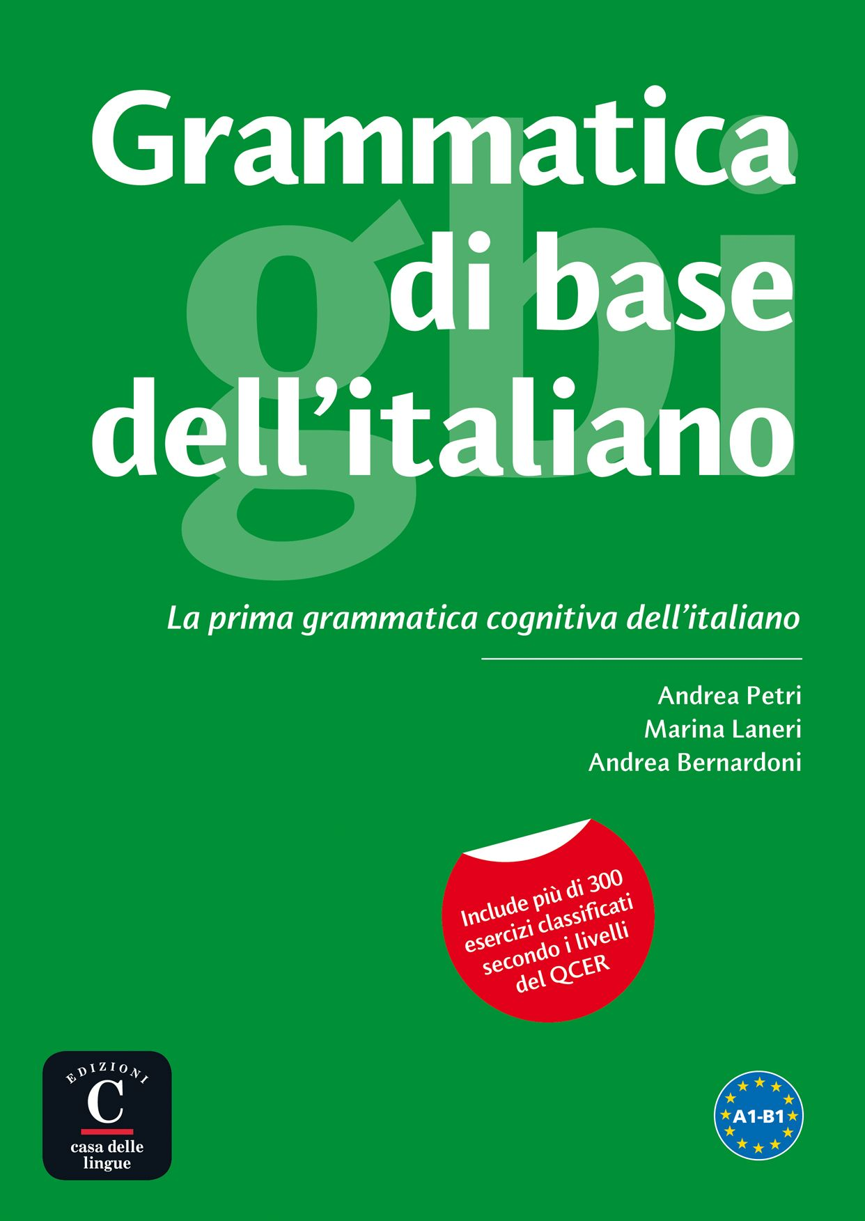 GRAMMATICA DI BASE DELL'ITALIANO Libro - 1