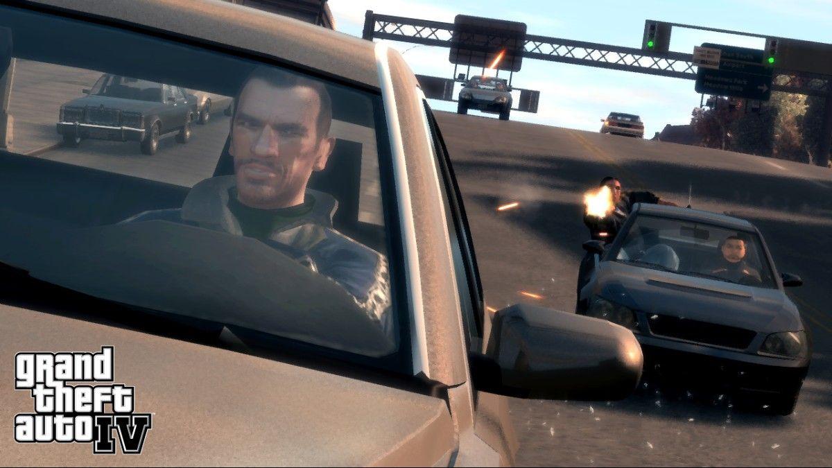 Grand Theft Auto IV (PS3) - 12